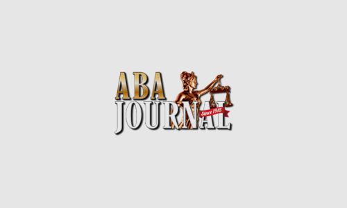 Divorce and Family Law Partner, Katy Homburger Mickelson is featured in the ABA Journal