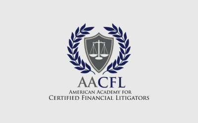 Divorce and Family Law Partner, Thomas T. Field Becomes Advisory Board Member to the American Academy for Certified Financial Litigators