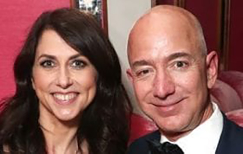 CEO Divorce: Jeff Bezos's Divorce and the Potential Fallout for Amazon