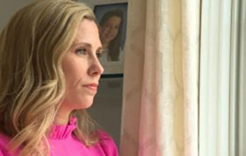 Partner Beth F. McCormack appears on Good Morning America