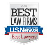 Beermann Pritikin Mirabelli Swerdlove LLP receives 2013 Highest Metropolitan Ranking in Chicago for Family Law from U.S. News Media Group and Best Lawyers