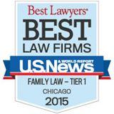 "Beermann receives Metropolitan Tier One Ranking in Family Law from 2015 U.S. News – Best Lawyers® ""Best Law Firms"""
