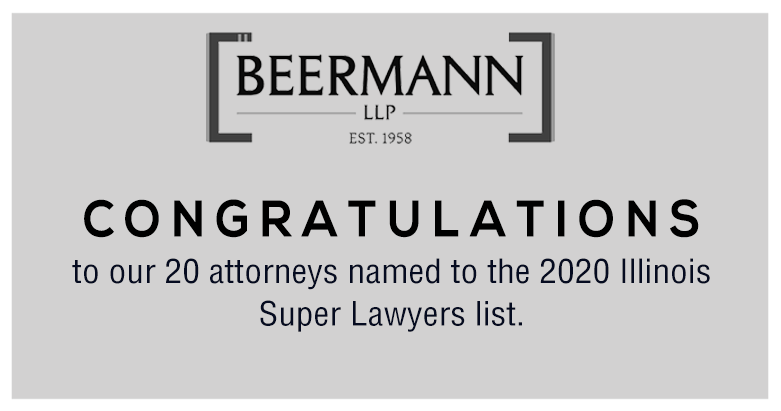 Beermann Attorneys Named to 2020 Super Lawyers List