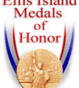 Family Law partner Enrico J. Mirabelli attends Ellis Island Medal of Honor Ceremony