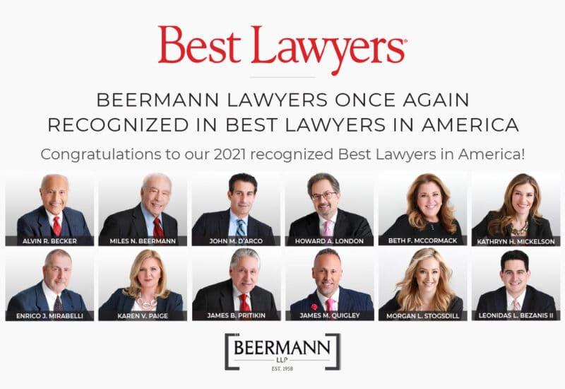 2021 Best Lawyers In America