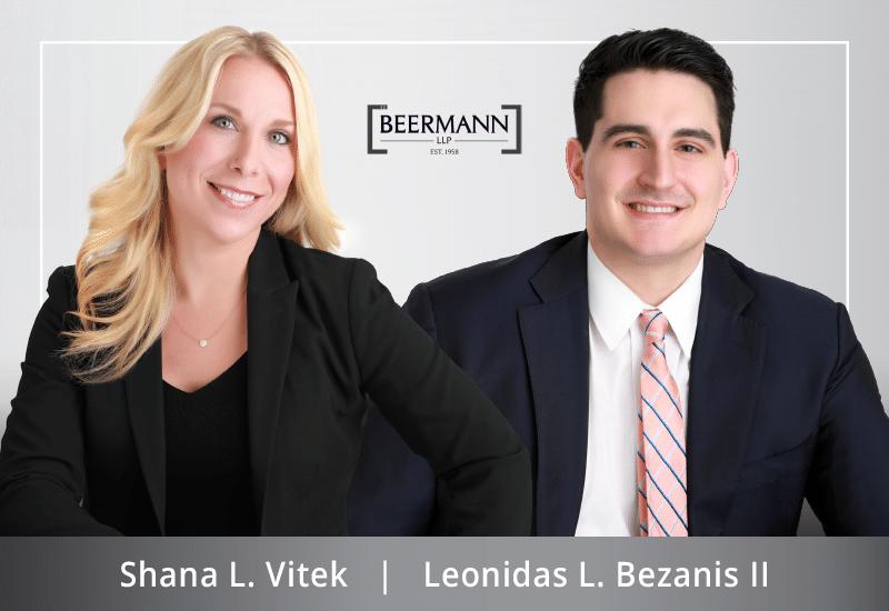 Shana L. Vitek and Leonidas L. Bezanis II Present at the Lake County Family Law Seminar on April 22nd