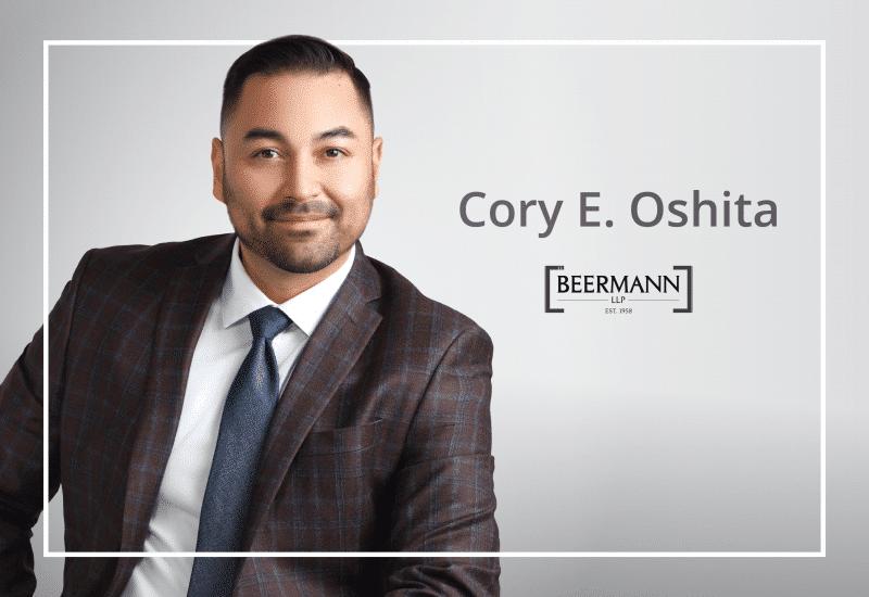 Cory Oshita Completes Prestigious Northwestern University's National Mediation Training